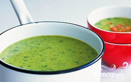 Рецепт Гороховый суп-пюре