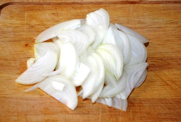 Рецепт Баранина тушеная с баклажанами
