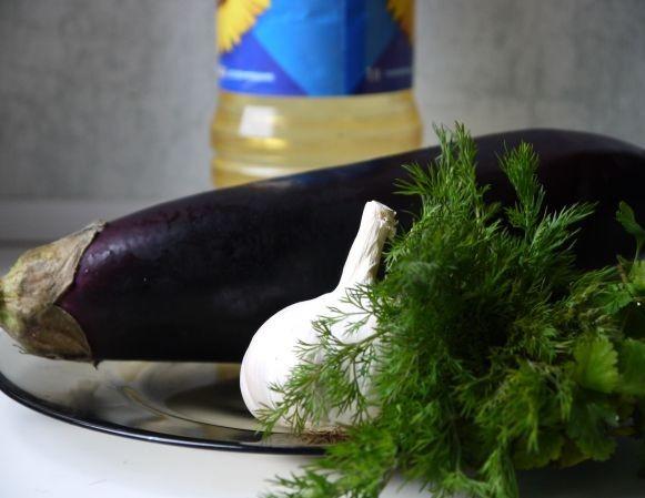 Рецепт Жареные баклажаны на зиму