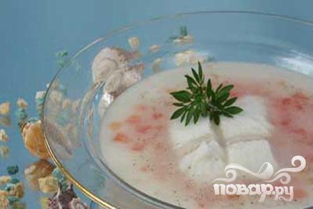 Рецепт Рыбный суп по-гречески