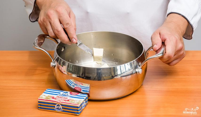 Рецепт Торт из заварного теста с медом