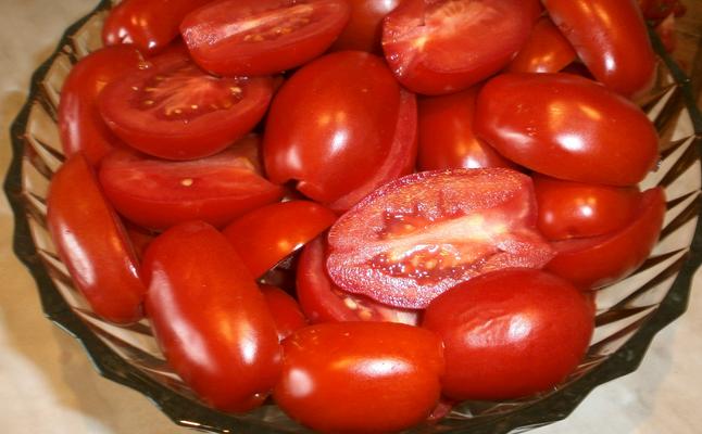 Рецепт Аджика с хреном и помидорами