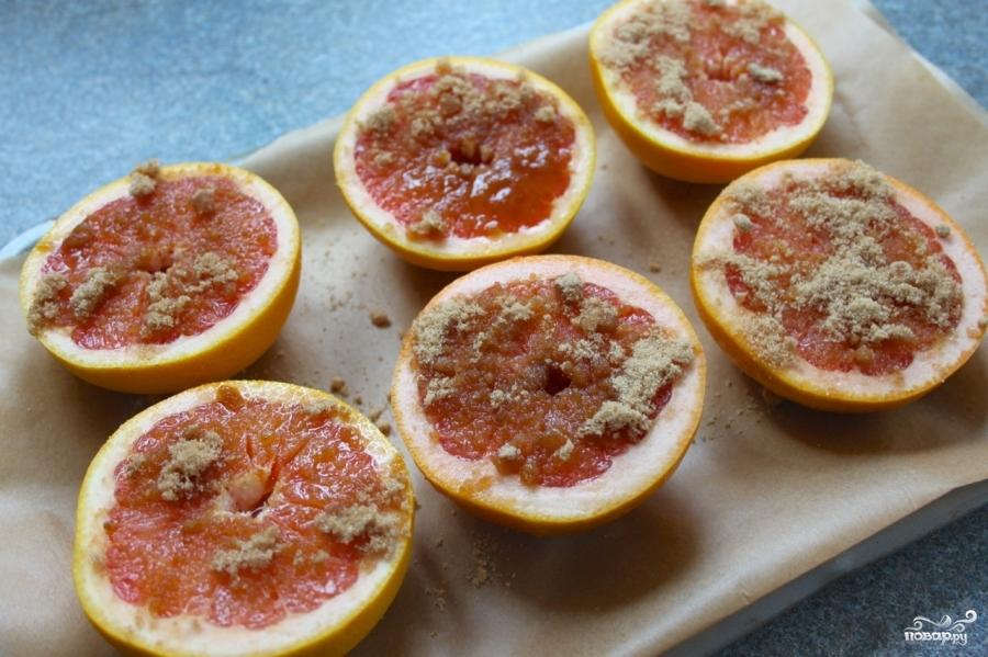 Десерт из грейпфрута - фото шаг 2