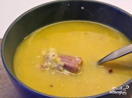 Сырный суп из твердого сыра - фото шаг 11