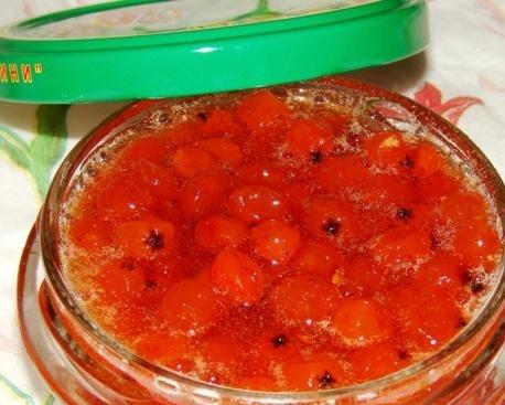 Варенье из рябины с медом - фото шаг 5