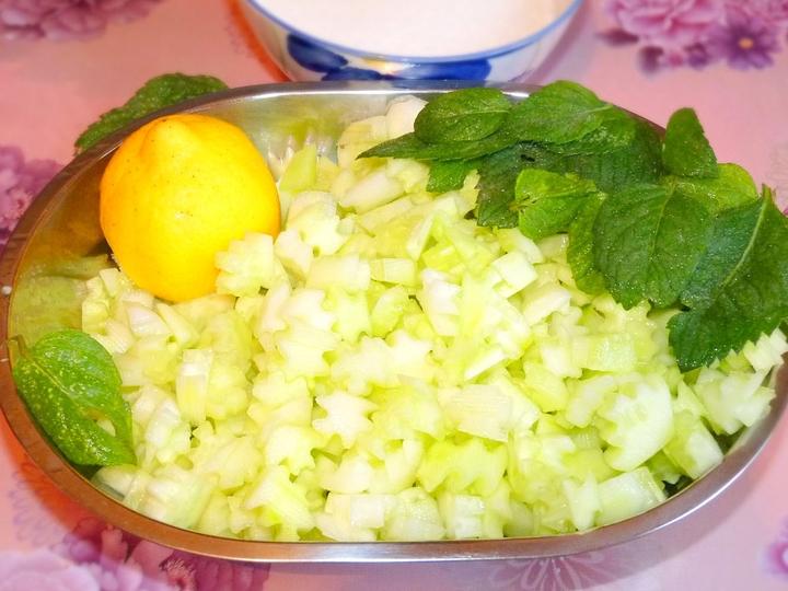 Рецепт Варенье из огурцов с лимоном