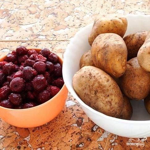 Рецепт Картофельные гомбовцы