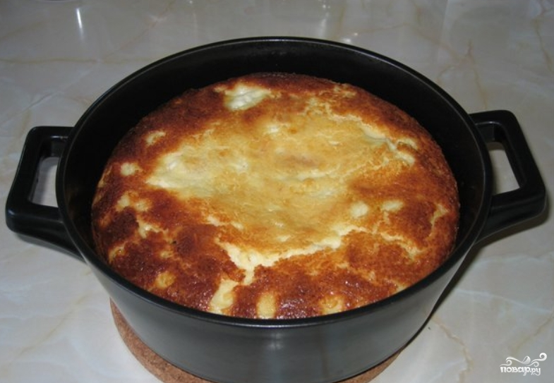 печенье из гречневой муки с творогом рецепт