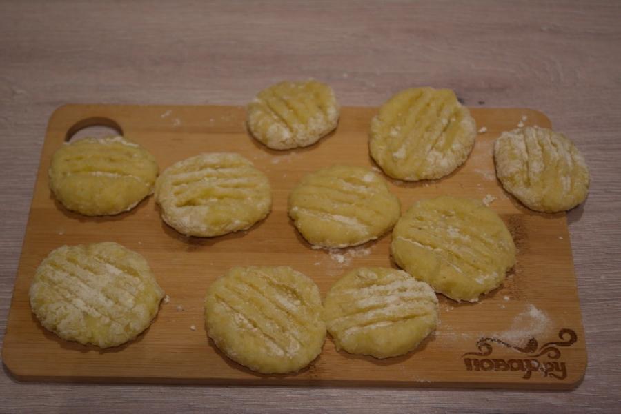 Ньокки с мясным соусом - фото шаг 5