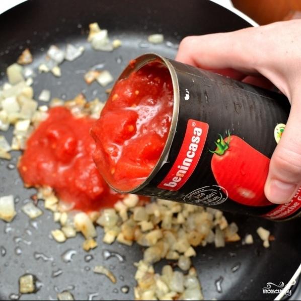 Томатный соус для спагетти - фото шаг 4