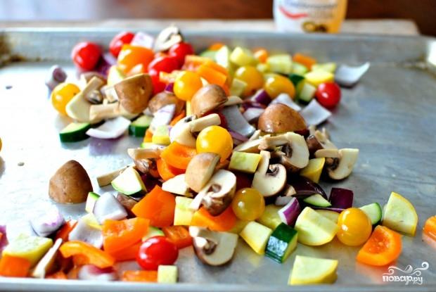 Кускус с овощами - фото шаг 7