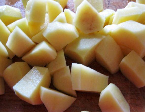 Рецепт Фрикадельки с цветной капустой