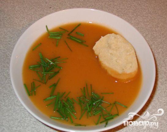 Куриный суп при простуде