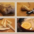 Рецепт Теплый салат из топинамбура