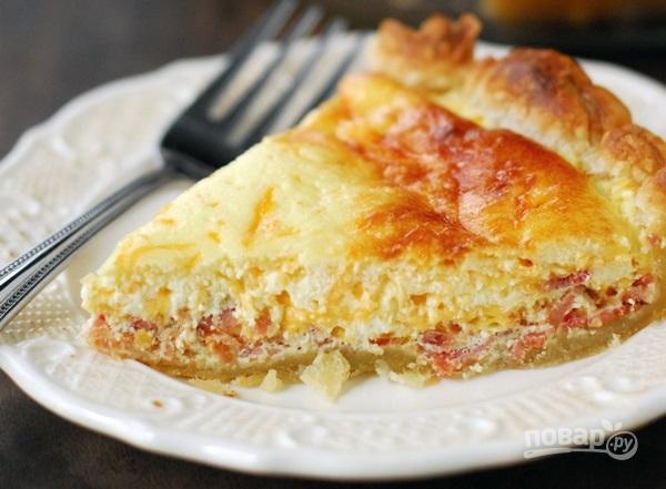 Пирог со смородиной рецепт со сметаной