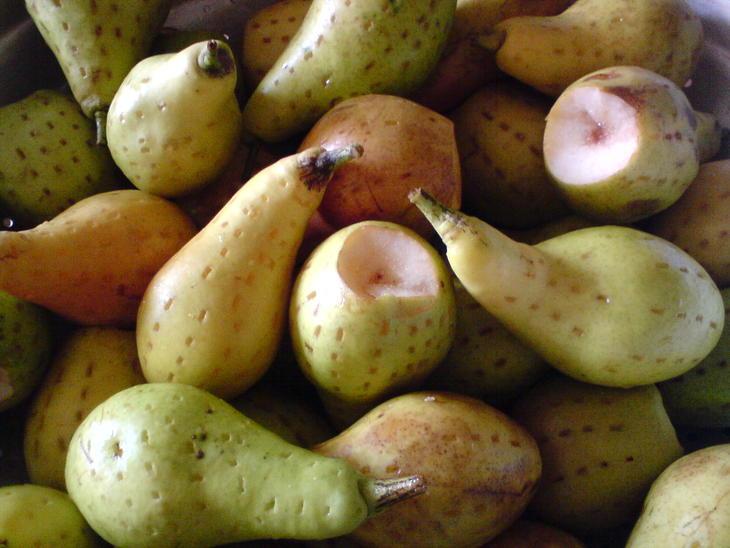 Рецепт Варенье из груш в сиропе