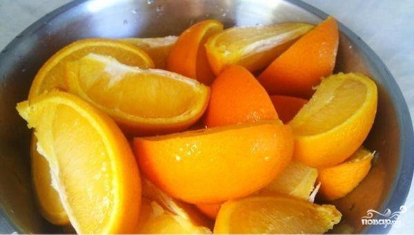 Апельсиновый лимонад - фото шаг 2