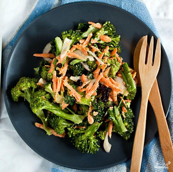 Рецепт Брокколи по-корейски