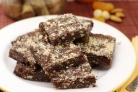Шоколадное печенье с лесными орехами