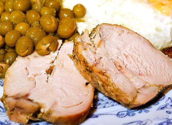 бастурма из куриных грудок рецепт с фото