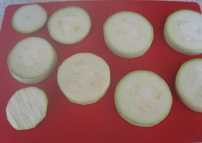 Рецепт Кабачки, жареные в панировочных сухарях