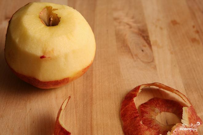 Эльзасский яблочный пирог - фото шаг 1