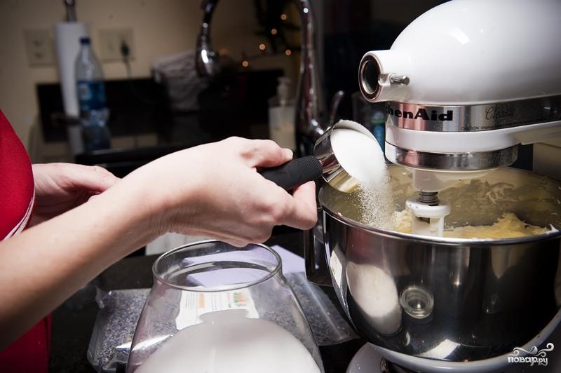 Рецепт Печенье с лавандой