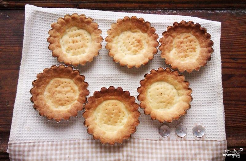 Тарталетки с фруктами - фото шаг 1