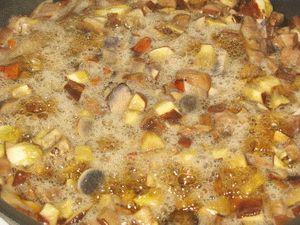 Подосиновики с картошкой - фото шаг 2