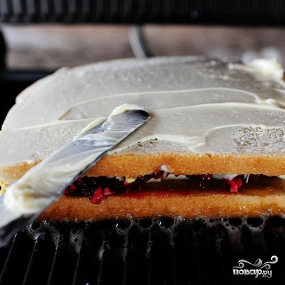Швейцарский бутерброд с индейкой - фото шаг 6