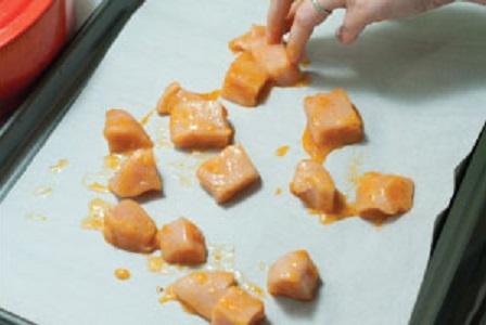 Курица в апельсиново-медовом соусе - фото шаг 7