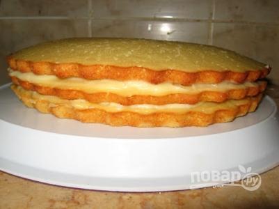 Торт медовый поцелуй фото 6