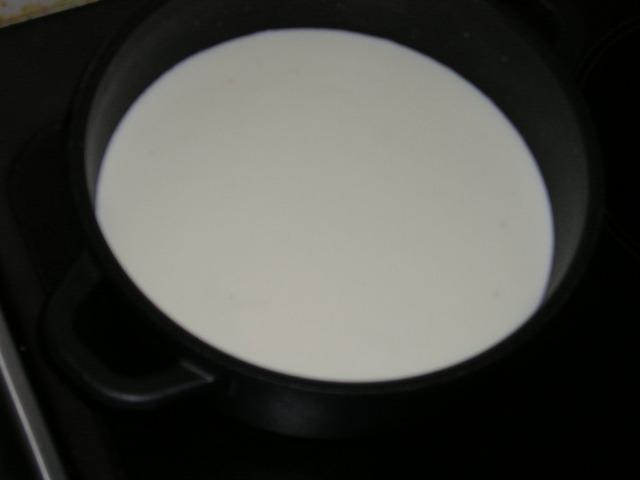 Сыр из молока в домашних условиях - фото шаг 1