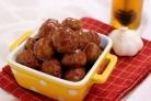 Фрикадельки в медовом соусе
