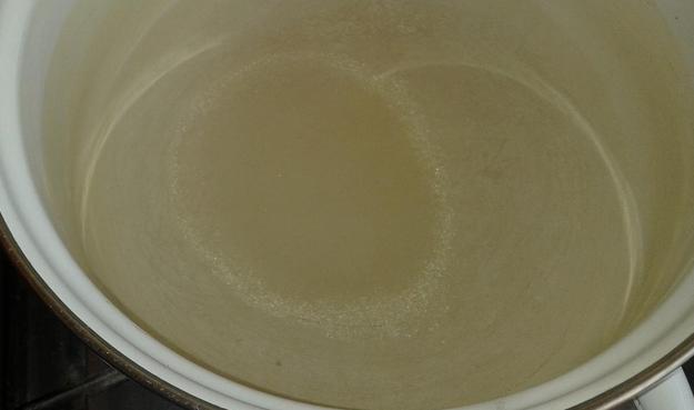 Вишневый пирог из песочного теста - фото шаг 4