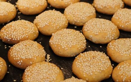 Печенье с кунжутом - фото шаг 5
