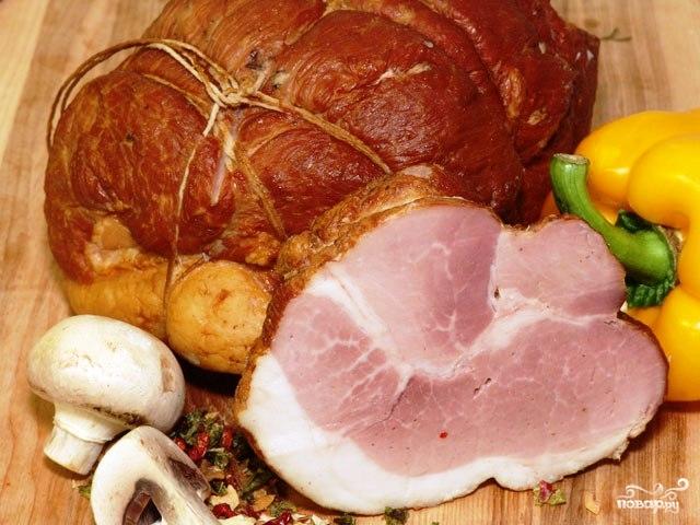 Приготовление окорок свиной в домашних условиях