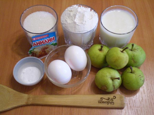 Рецепт Выпечка из скисшего молока