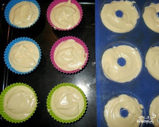 Тесто для кексов - фото шаг 4