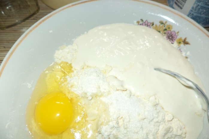 Тесто для губадии - фото шаг 3