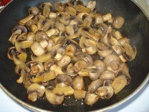 Рецепт Куриная грудка, фаршированная грибами