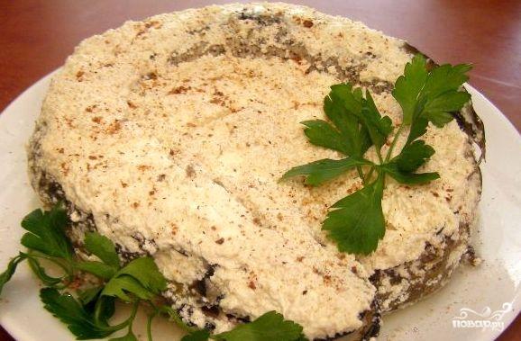 Баклажаны запеченные в духовке с овощами рецепты с фото