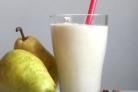 Грушевый йогурт