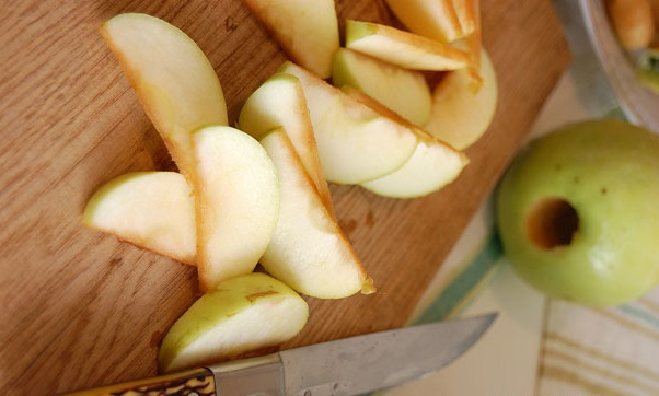 Рецепт Варенье из яблок прозрачное