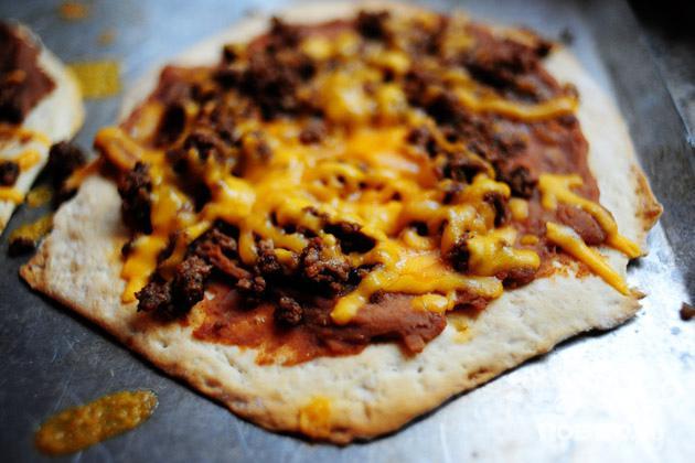 Мексиканская пицца - фото шаг 13