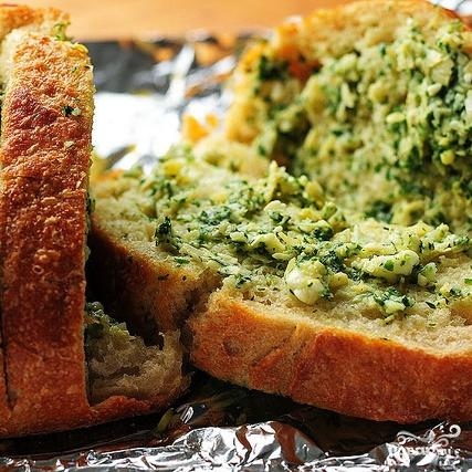 Хлеб с артишоками, сыром и чесноком - фото шаг 7