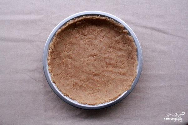 Быстрый пирог с малиной - фото шаг 1