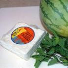 Рецепт Греческий сыр с мятой в Арбузе