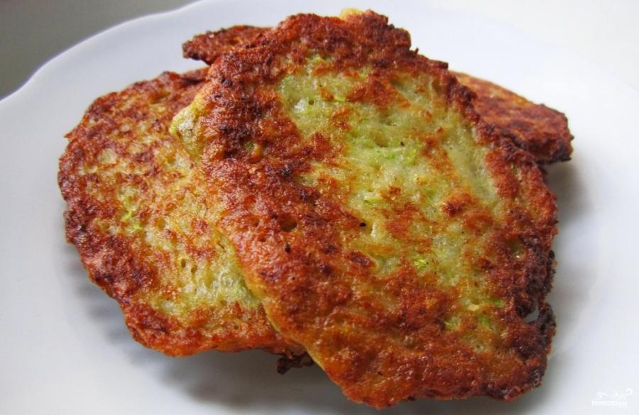 Драники картофельные с кабачками рецепт