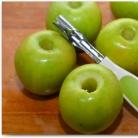 Рецепт Запеченные яблоки с кедровыми орешками